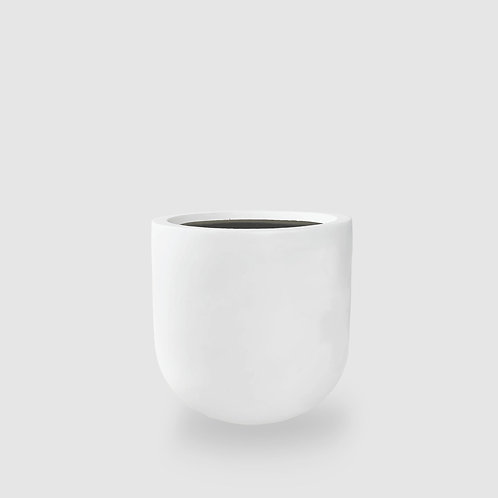 Mood Pots - White Out - Large