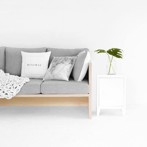 Plywood Box Sofa Bed