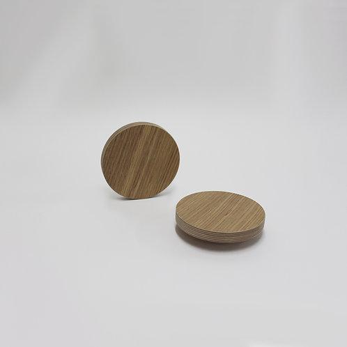 Mood Oak Plywood Round Handle