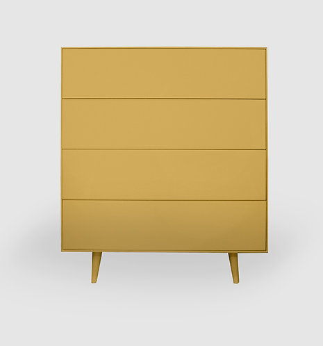 Slimboy 4 Drawer Tallboy