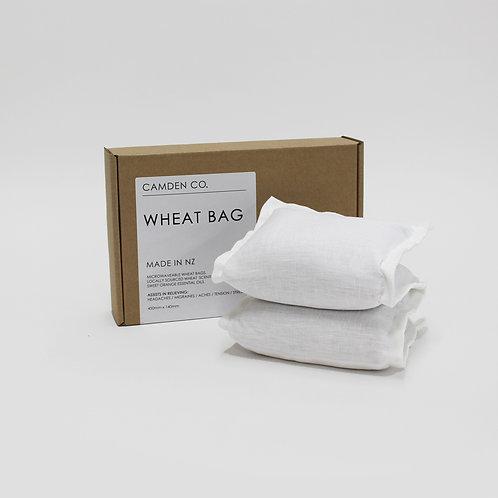 Wheat bag - French white