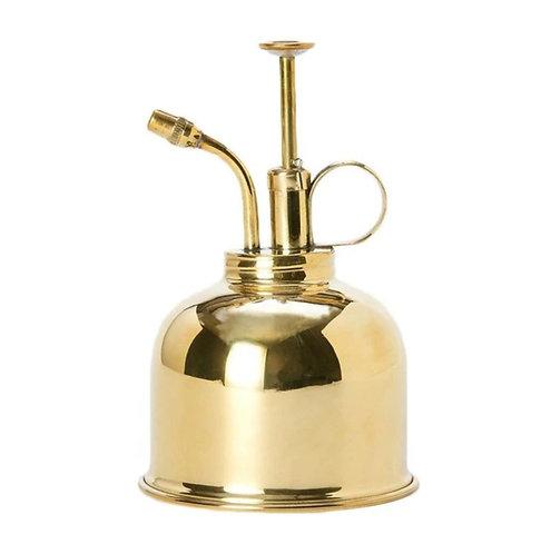 Vintage Brass Spray Bottle
