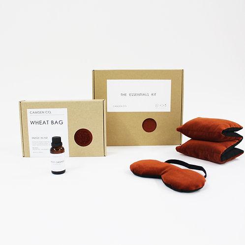 Camden Co Essentials Kit - Gift Package - Copper Velvet