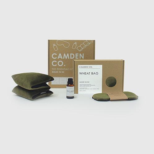 Camden Co Essentials Kit - Gift Package - Olive Velvet