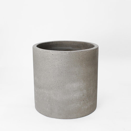 Cylinder Pots - Concrete - Extra Large