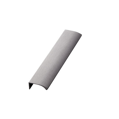 Anthracite/Gun Metal Furnipart Edge Straight Handle - All Sizes