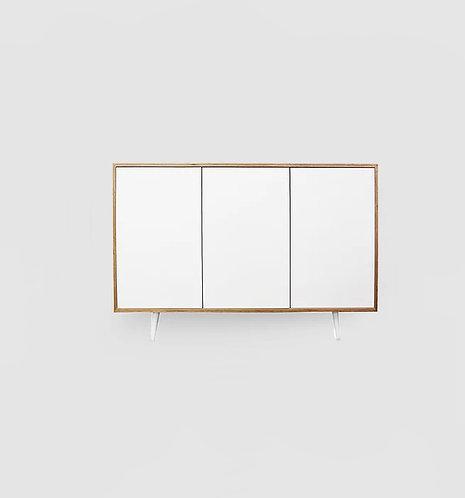 Office/Buffet 3 Door Unit Oak Plywood