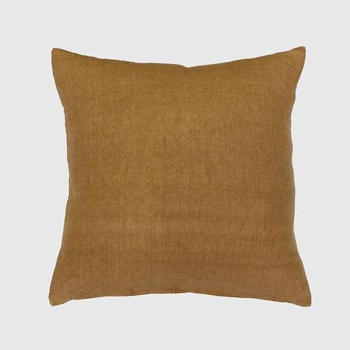 Indira Nubuck Cushion 55x55 with Feather Inner