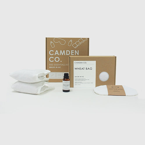 Camden Co Essentials Kit - Gift Package - French White