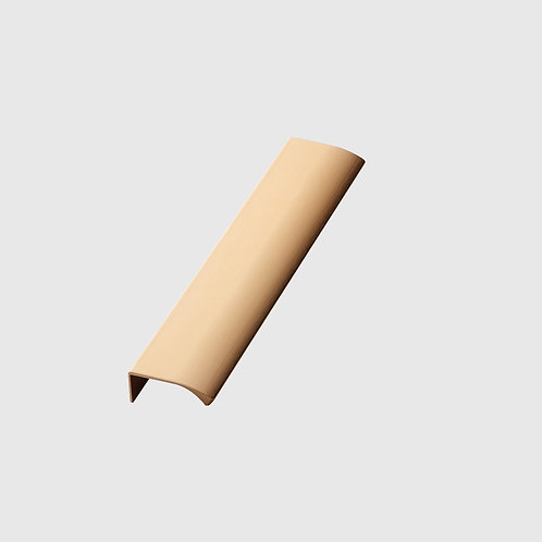 Brass Furnipart Edge Straight Handle - All Sizes