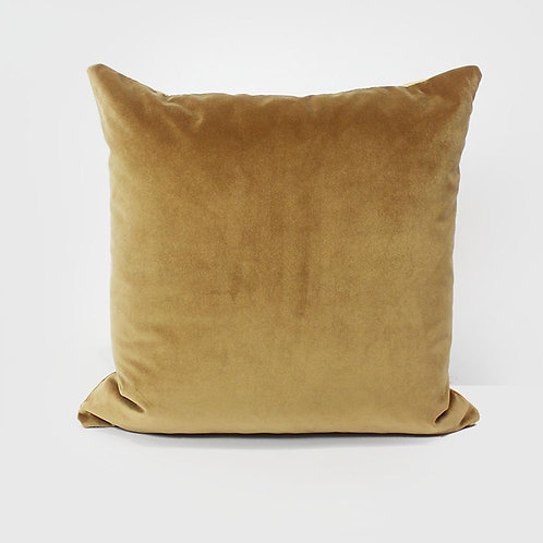 50x50 Cushion - Velvet Sand