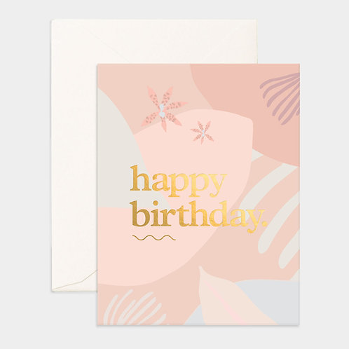 Card Birthday Collage