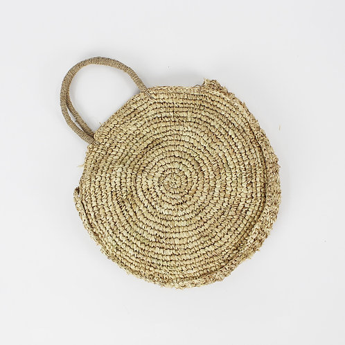 Straw Bali Carry Bag