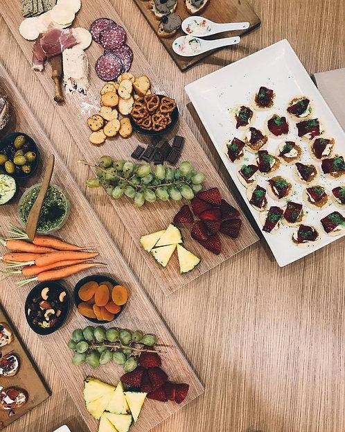 SALE - Oak Platter Board