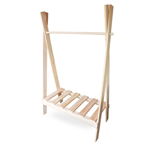 SALE - Showroom Stock Wooden Clothes Rack
