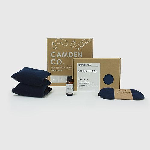 Camden Co Essentials Kit - Gift Package - Navy Velvet