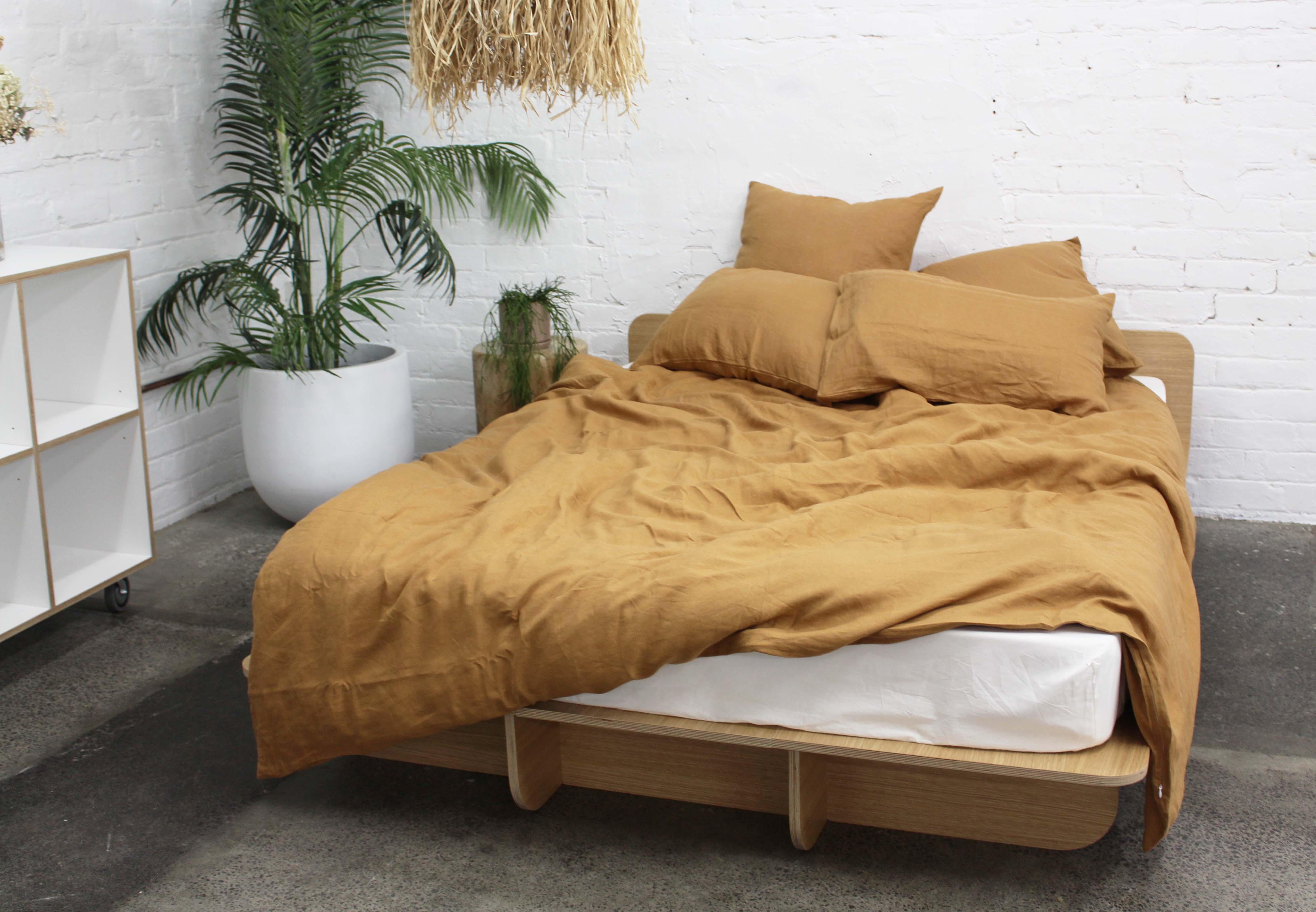 Terracotta Bed Linen