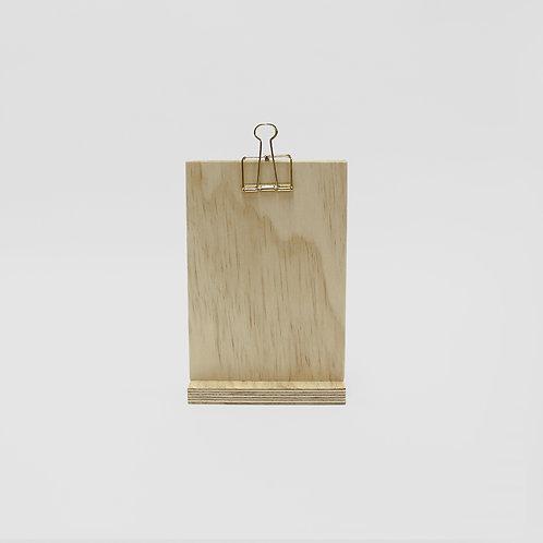 Clip Stand Medium - Pine Plywood