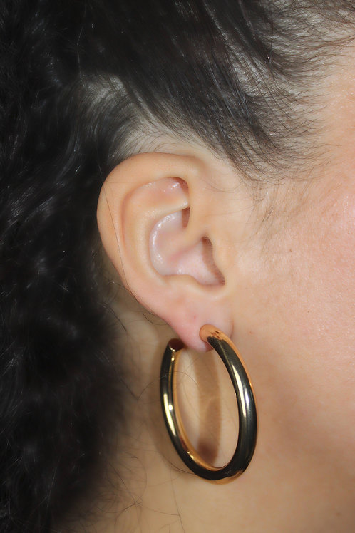 Spiced x Honey Cleo Earings