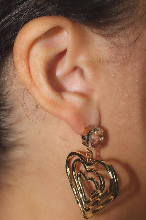 Spiced X Honey  XOXO Earrings
