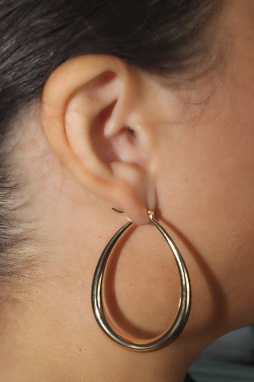 Spiced X Honey Isis Hoops