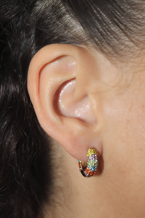 Spiced x Honey Cocktail Earings