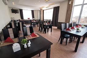 Batam harbour Boutique hotel heliconia restaurant