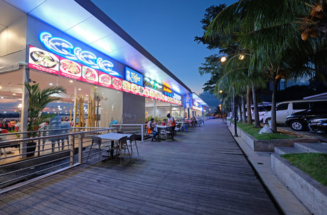 Harbour Bay Seafood Street
