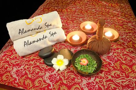 Alamanda Spa Warmly Welcomes You