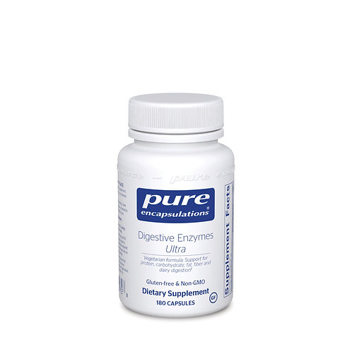 Digestive Enzymes Ultra 180's