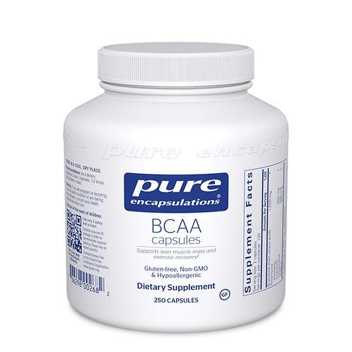 BCAA Capsules 250's