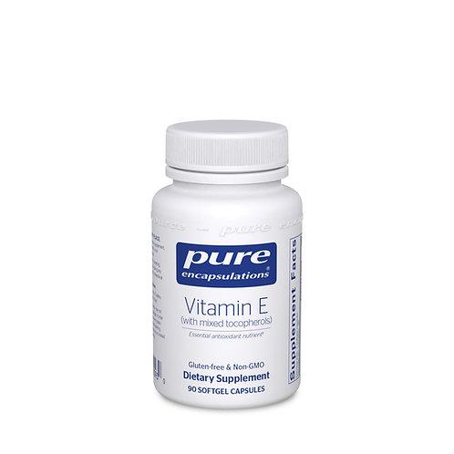 Vitamin E (with mixed tocopherols) 90's