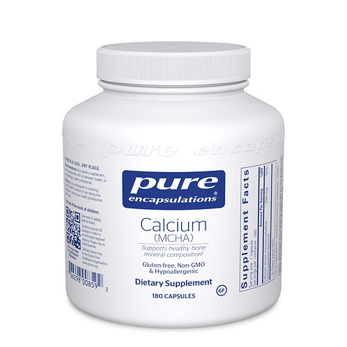 Calcium (MCHA) 180's