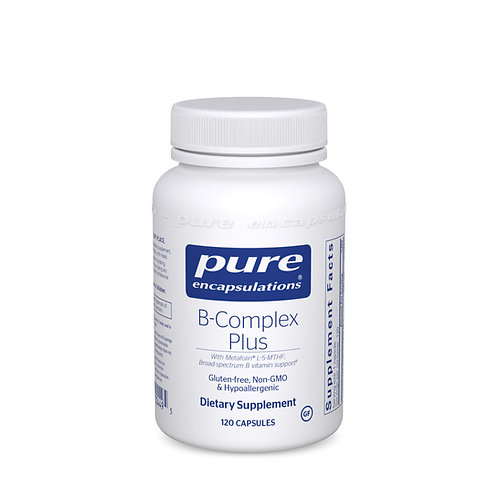 B-Complex Plus 120's