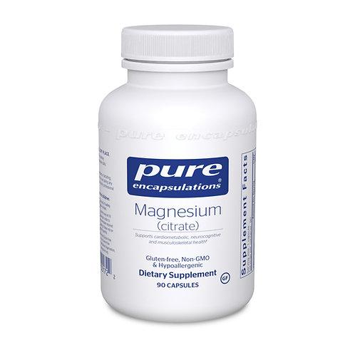 Magnesium (citrate) 90's