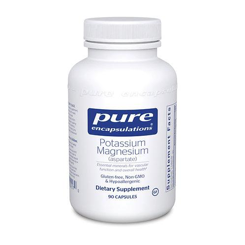 Potassium/Magnesium (aspartate) 90's