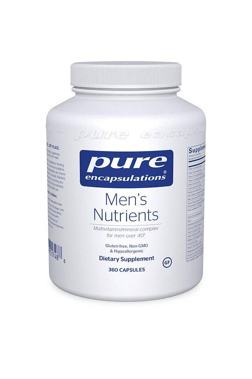 Men's Nutrients 360's