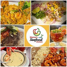 Mama's Seafood Kitchen
