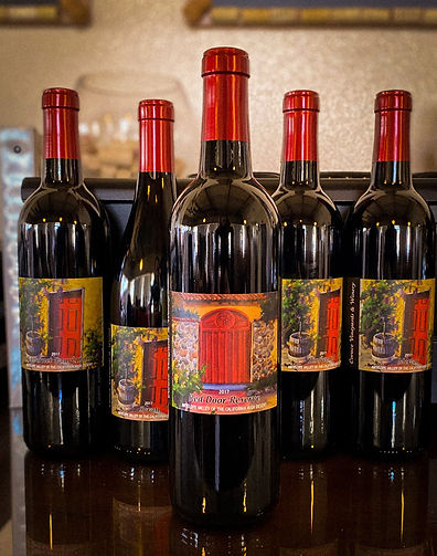Coruce Vineyards and Winery