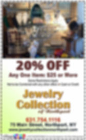 Jewelry Collection of Northport Coupon
