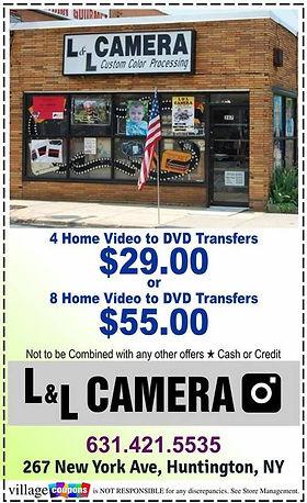L and L Camera Coupon