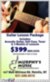 Murphys Music Coupon