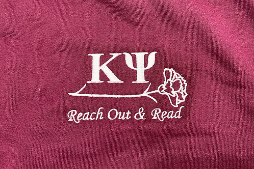 Embroidered Reach Out and Read Sweatshirt