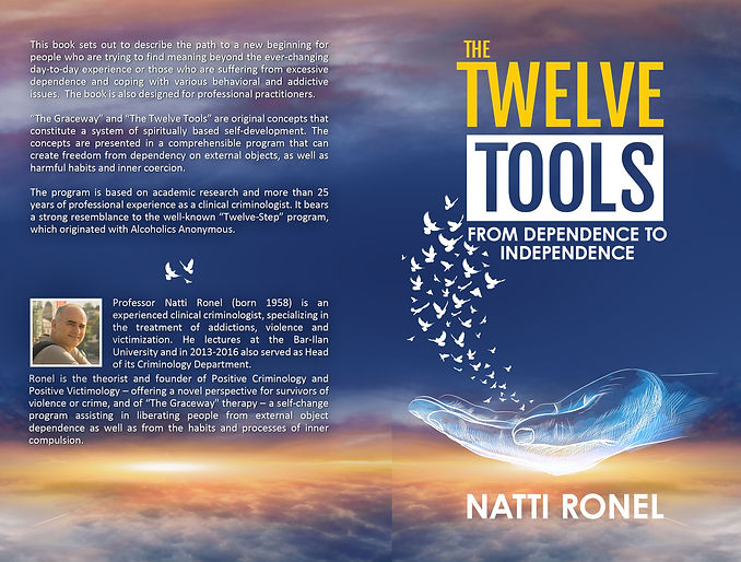 The Twelve Tools ​ Natti, Ronel. The Twelve Tools: From Dependence to Independence Through Spiritual Change. Amazon. 2019