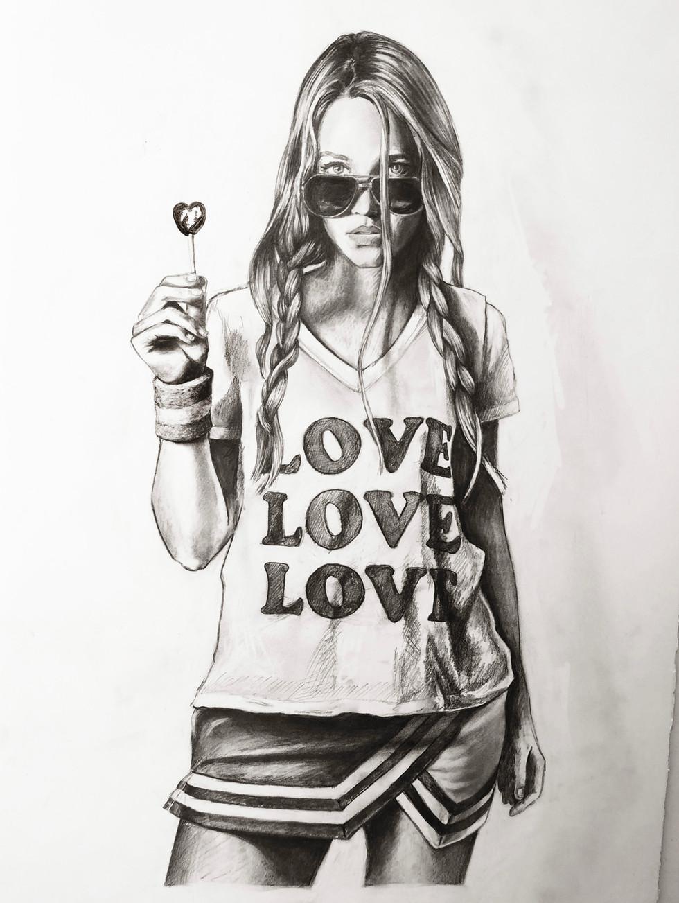 LOVE LOVE LOVE (POP)