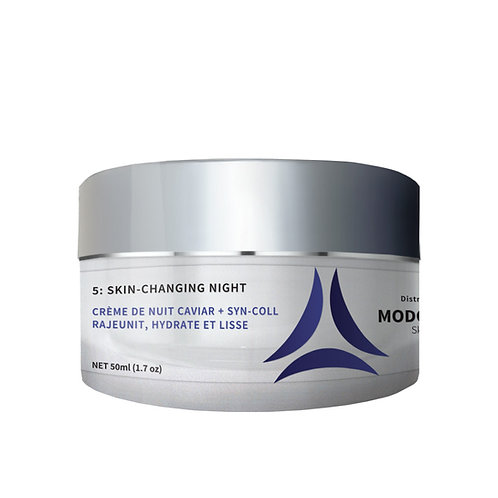 SKIN-CHANGING NIGHT CREAM