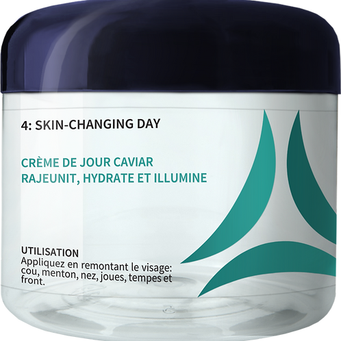 SKIN-CHANGING DAY CABINE