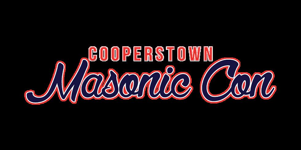 Virtual Cooperstown Masonic Con