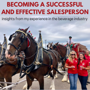 Becoming a Successful and Effective Salesperson