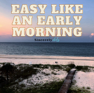 A Note on Early Mornings